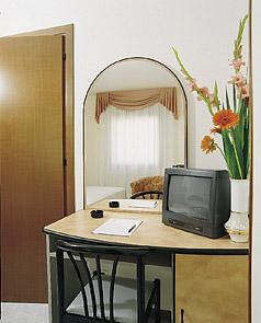 Hotel Ulisse: camera