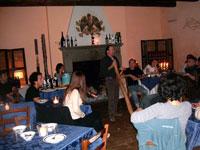 Il Vicariato: Sala da pranzo